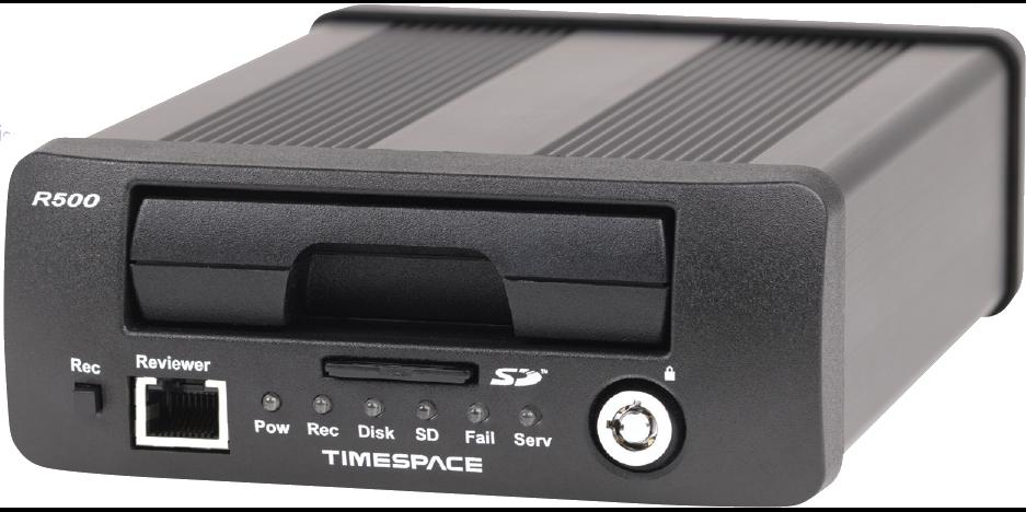 Timespace R500