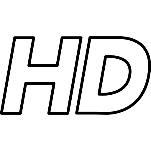 HD High Definition Logo