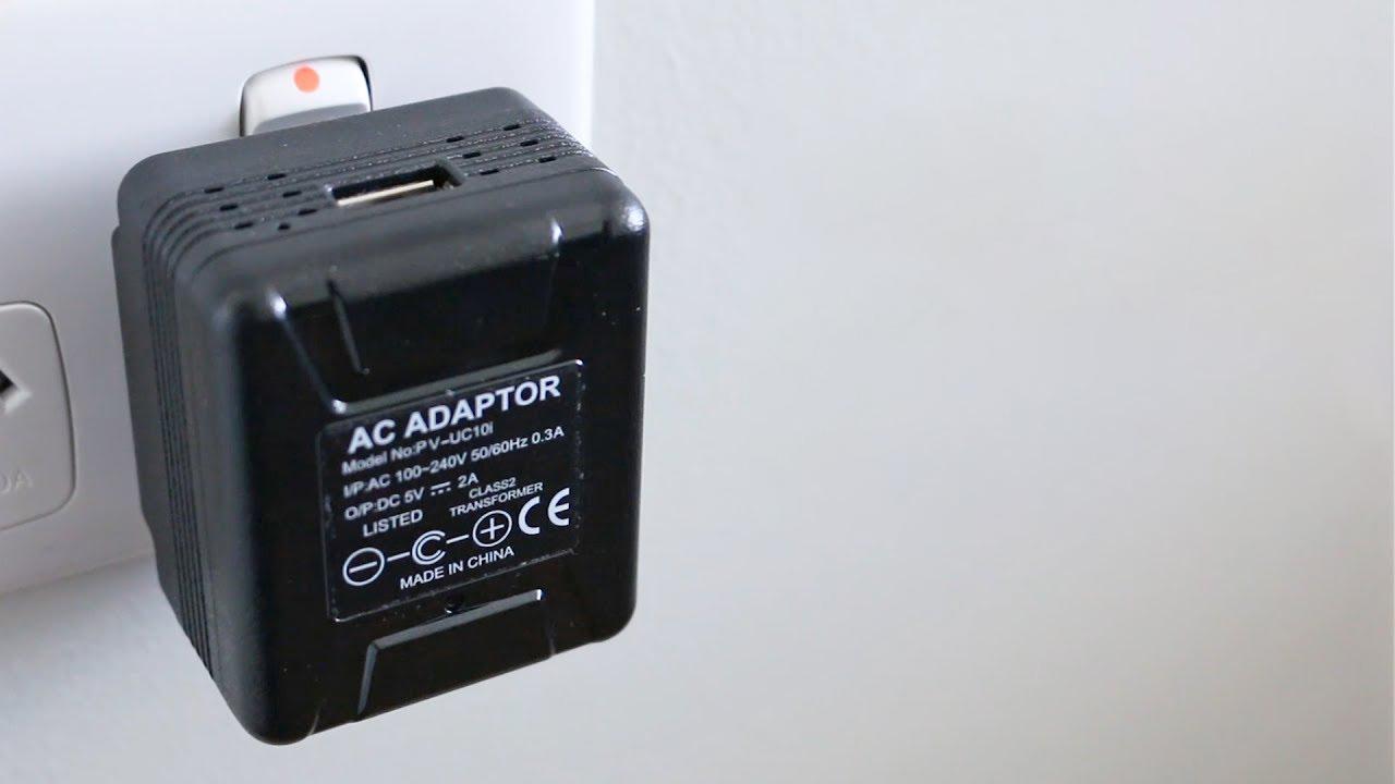 USB Power Plug UC10i