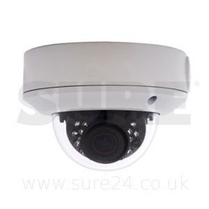 Concept Pro CVP9324DNIR Vandal Resistant True Day-Night Complete With IR Varifocal Dome Camera Hi-Res 700 TVL
