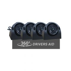 360° Birds-eye View Drivers Aid - ST360-K - SURE Transport