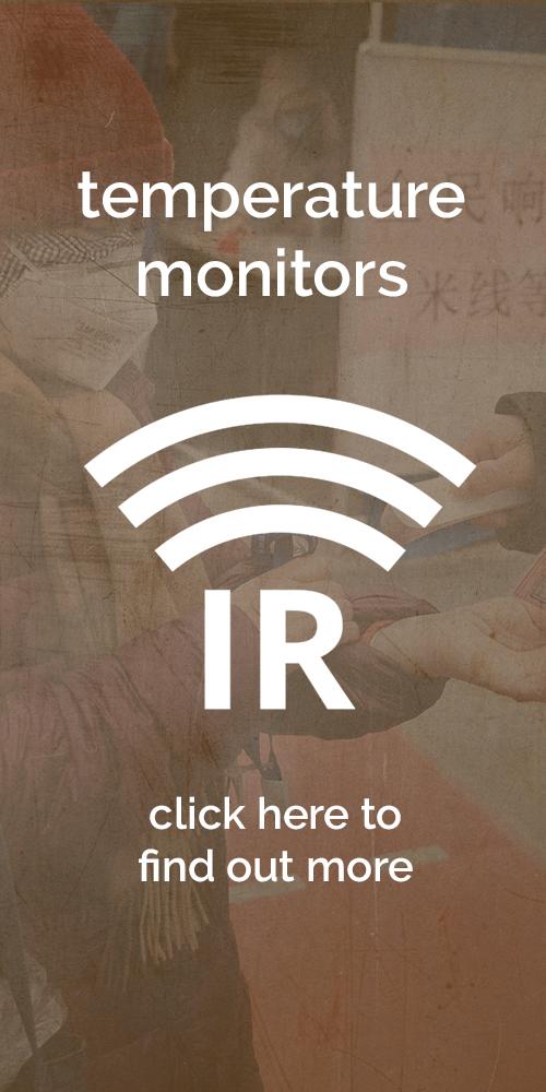 IR temperature monitor